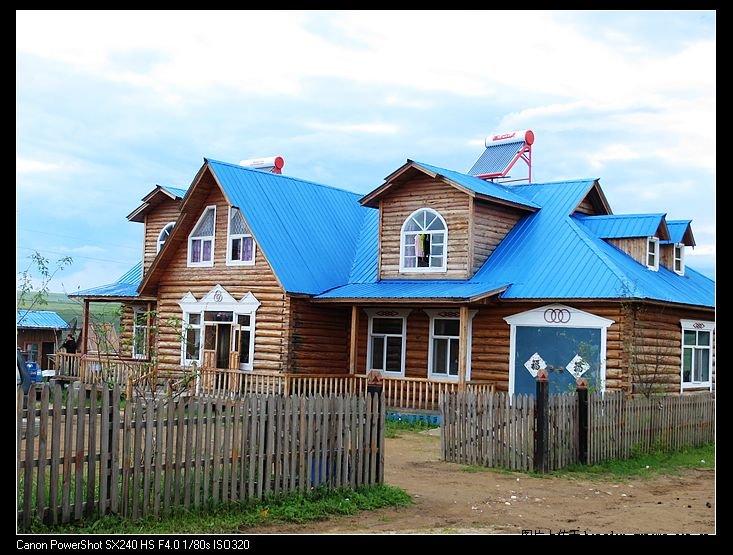 楼房 俄罗斯式别野