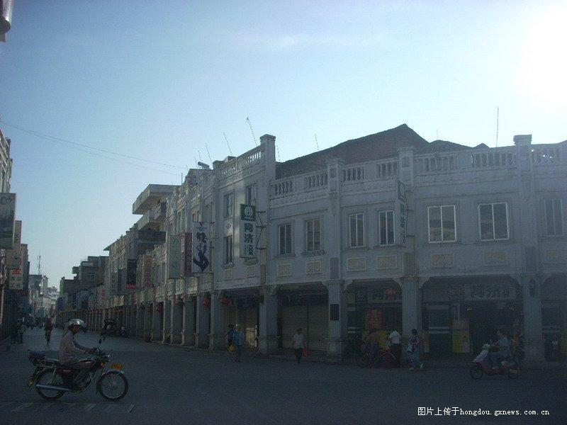 玉林城市建设,将 农民城 化为自身文化符号