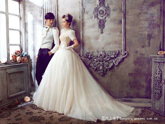 当下最流行的三种婚纱照风格