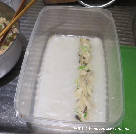 用微波炉做肠粉 - 明圭 - 明圭的博客