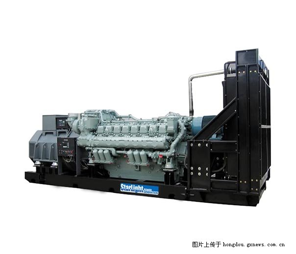 """""""奔驰柴油发电机/柴油发电机组""""功率范围(520kw-2400kw)高清图片"""