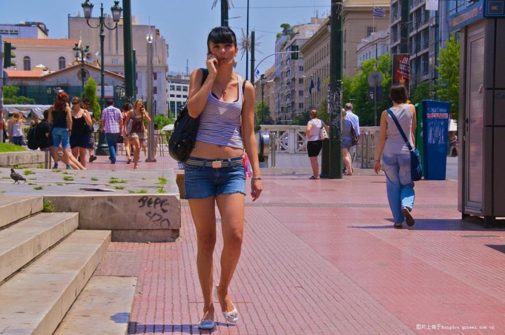 韩国美女,爱琴海美女(多图)十名排行榜前希腊风情图片
