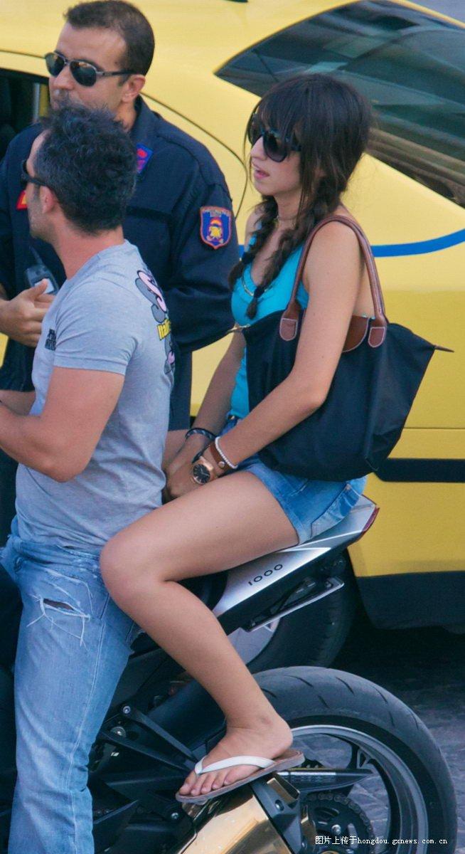 希腊美女,爱琴海美女(红豆)-多图社区a美女视频风情图片
