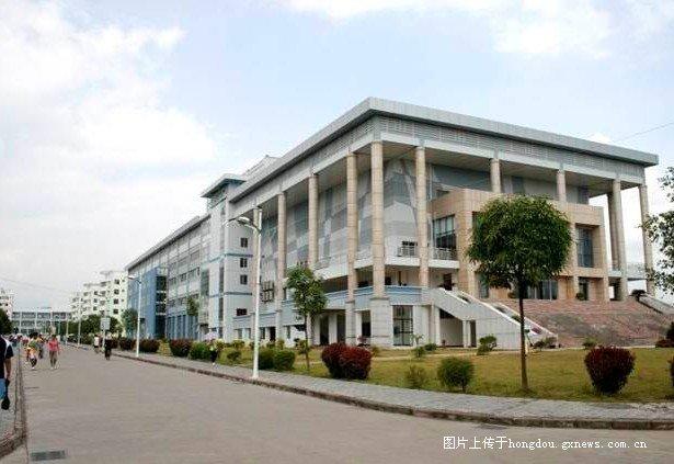 贵港扬翔大学PK玉林师范学院