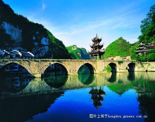 5月31 6月2日 贵州西江千户苗寨 镇远古城三天二晚纯玩游