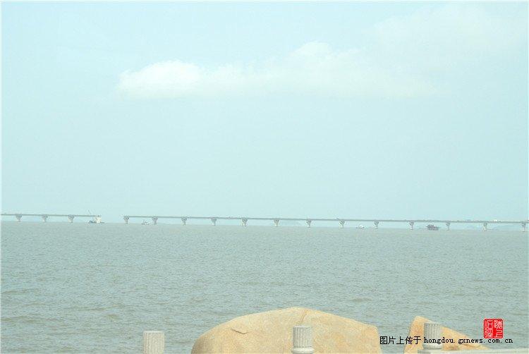 港澳珠大桥-去珠海看海