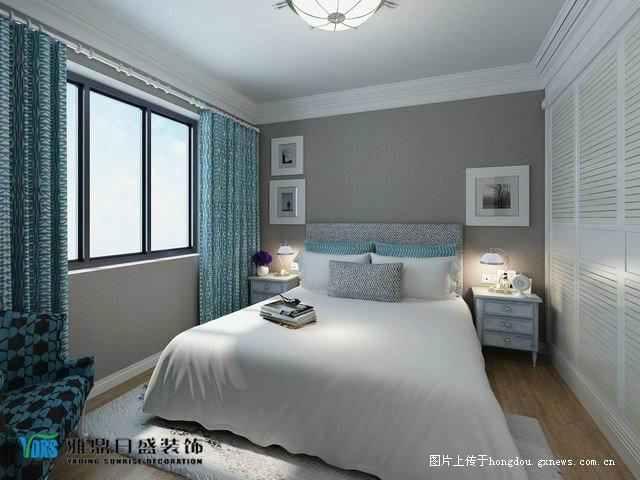 装修风格   时尚温馨小房子   现代简约地中海风格,很温馨浪高清图片