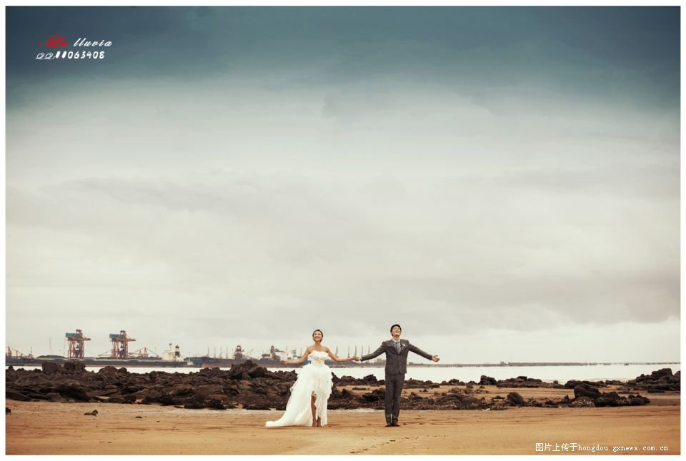 主题婚纱神秘海 唯美的浪漫 ,幸福像花儿一样,漂亮 高清图片