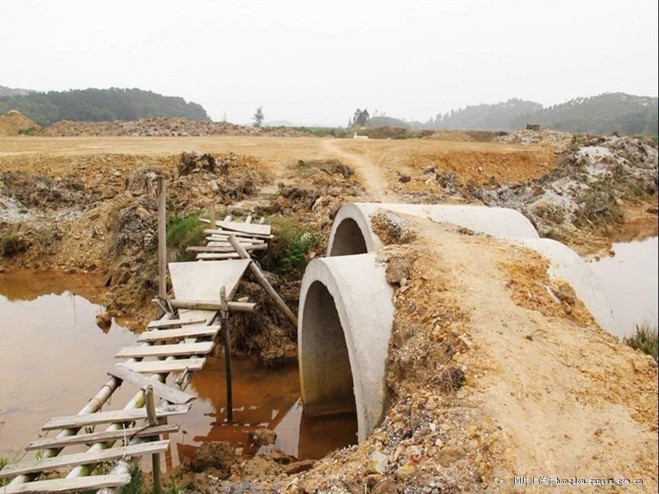 沟 古运河重大历史古迹惨遭破坏,谁之过图片