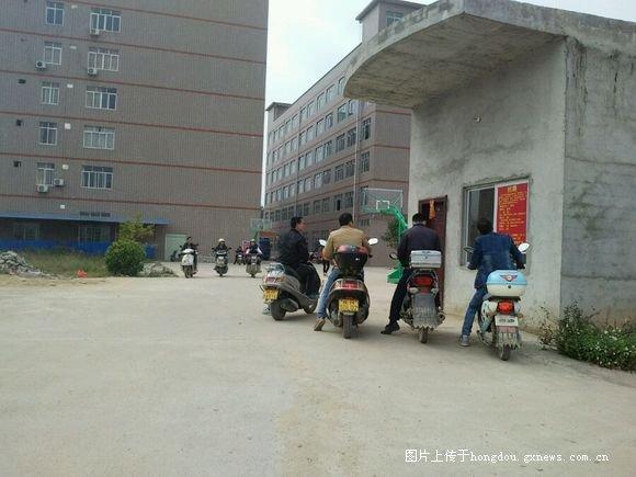 桂平市木乐镇的工厂,大量招工了三元震动筛图片
