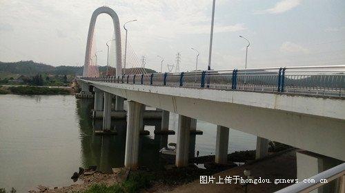 防城港针鱼岭大桥