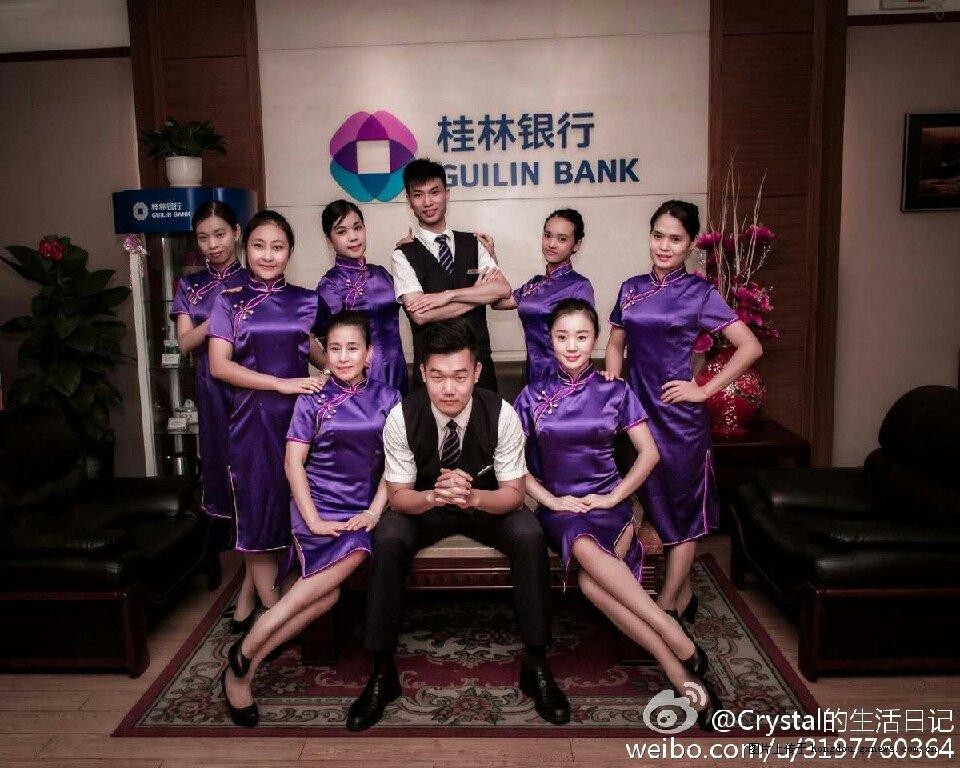 ★由桂林银行承办的柳州首届全民广场舞大赛盛