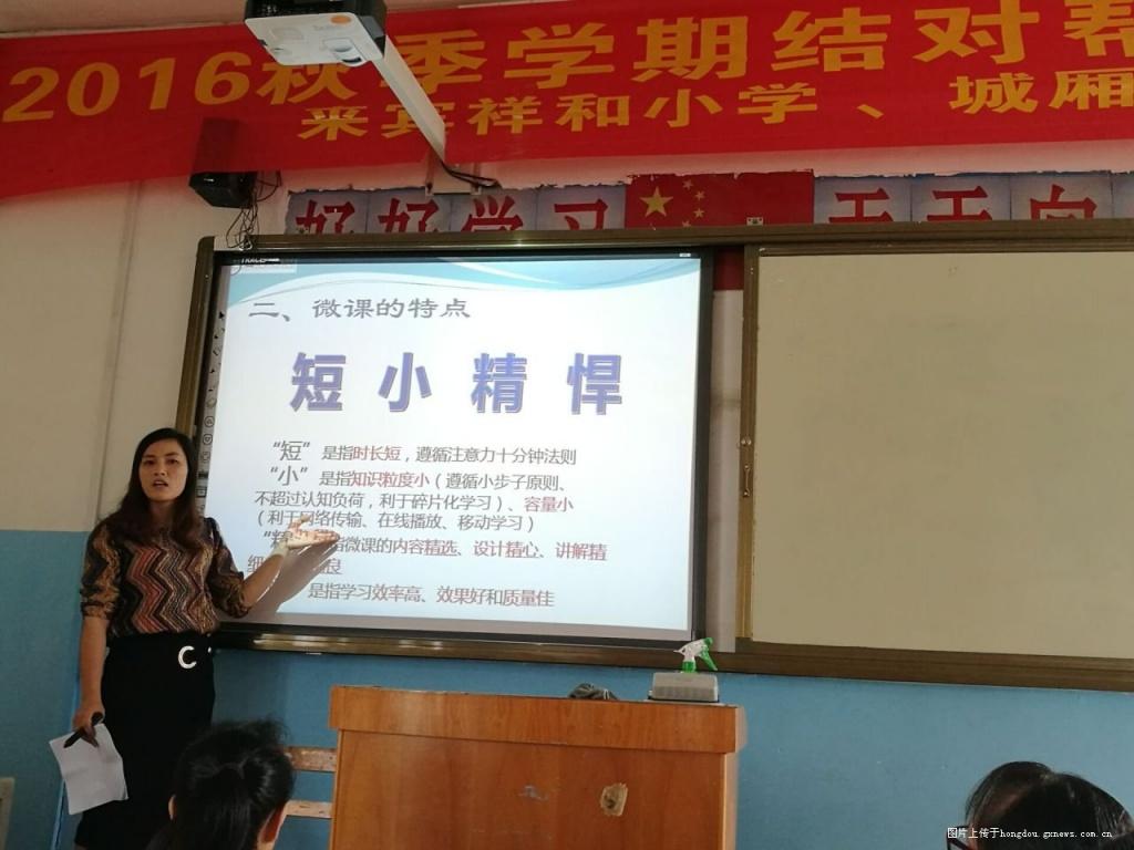 复旦祥和小学与城厢镇中心小学帮扶开展结对活杨浦小学来宾科技园图片