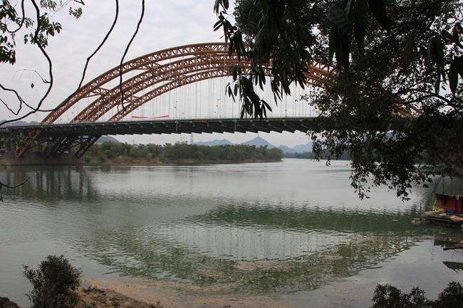 石家渡漓江大桥