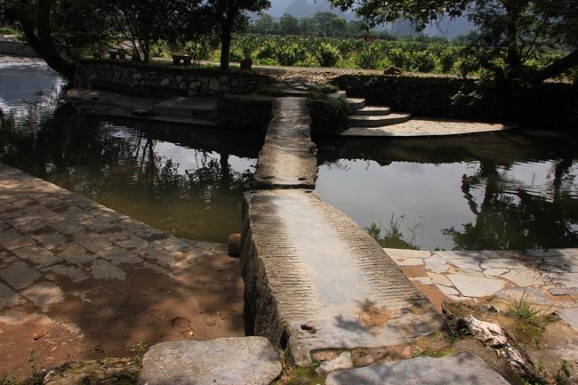 江头村石杆桥