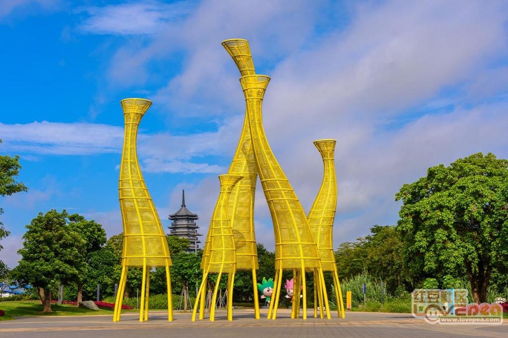 南宁五象湖公园