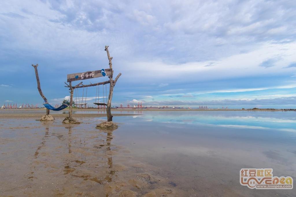 防城港浦渔湾风景美