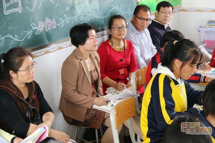 凤凰三中、来宾初中、迁江作文三校互助活动开好初中刚刚初中图片