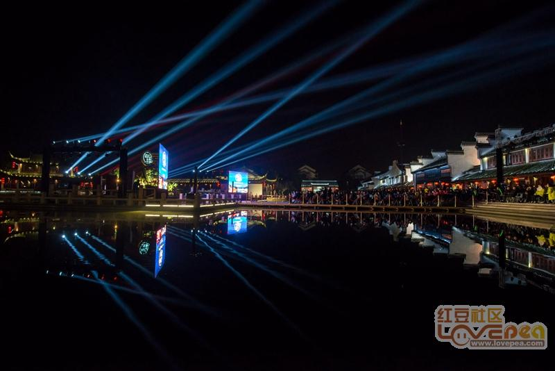 西塘夜色,遇见一场诗歌音乐会