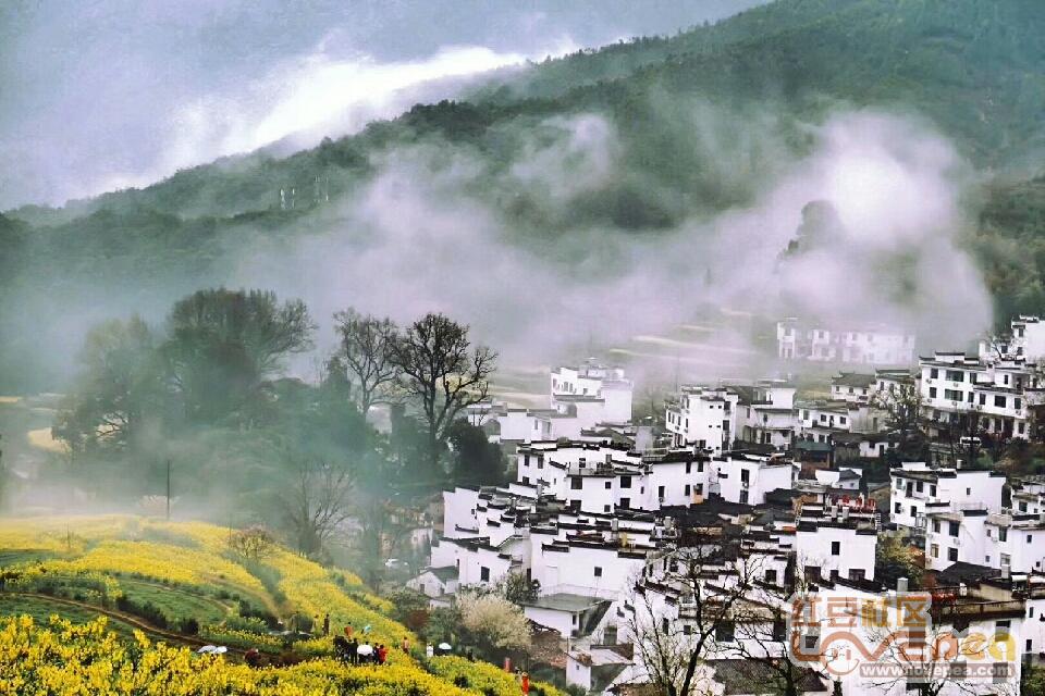 寻找春天里的中国最美乡村婺源