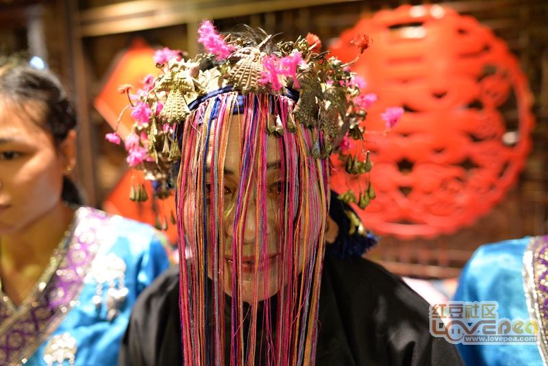 贺州少数民族新娘