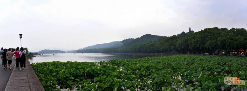 杭州的感受与西湖的印象
