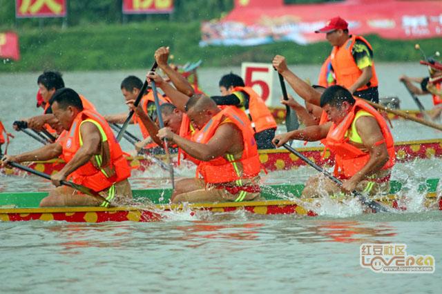 中国-东盟国际龙舟邀请赛
