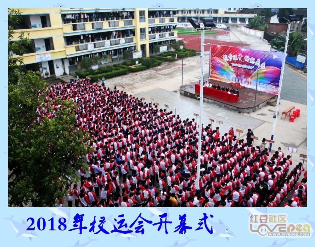 年度掠影--苍梧县旺甫校园2018盛事校运初中与毕业生初中图片
