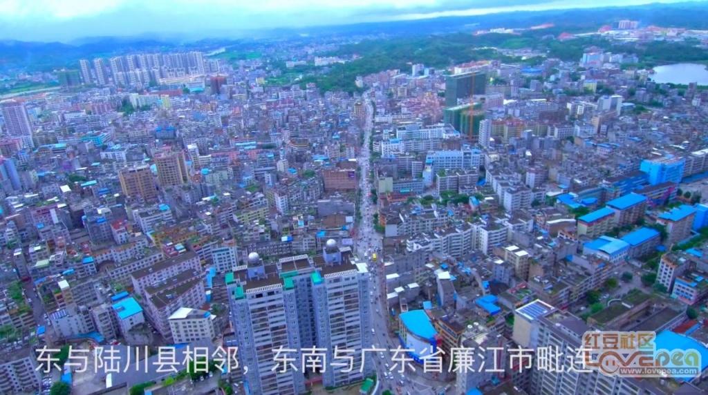 广西博白人口_博白县人口大县