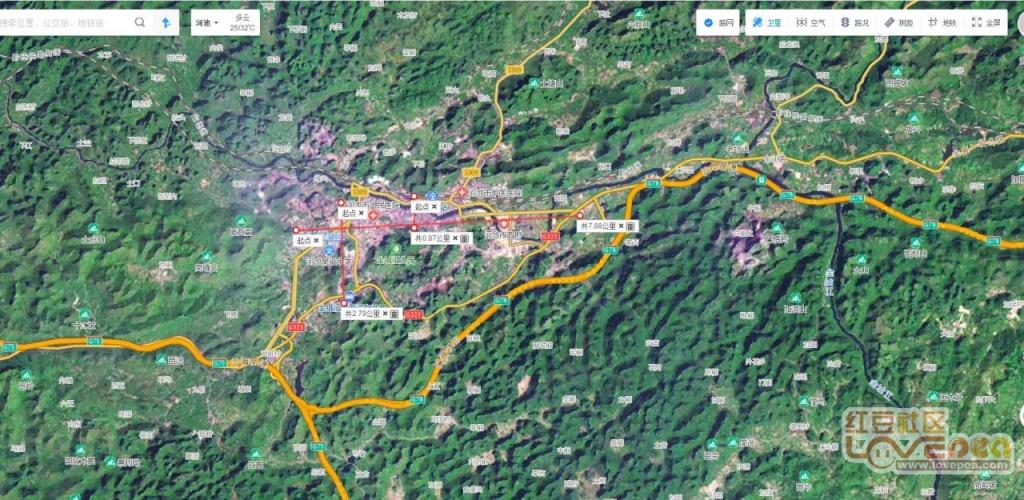 宜州最新规划图