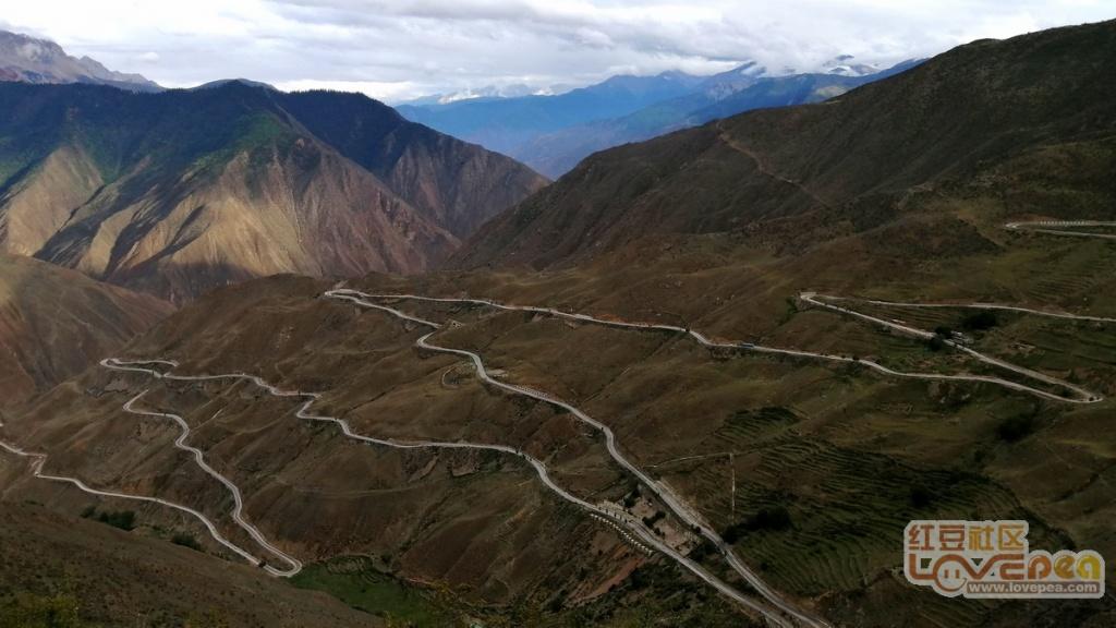 自驾走西藏-川进青出路线