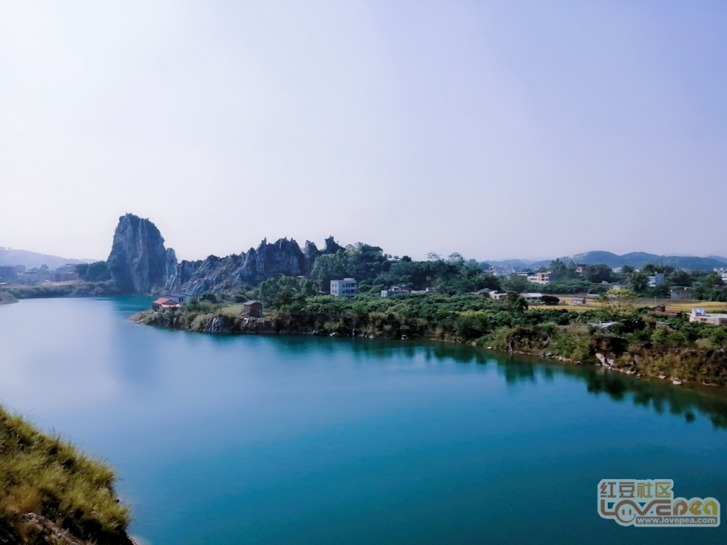 灵山奇石湖生态农庄