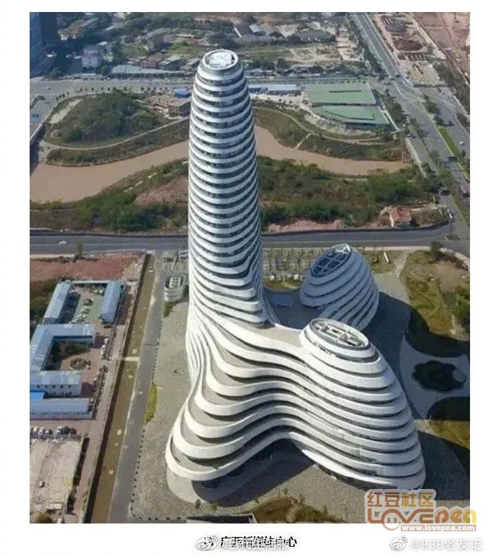 广西连续两年有入选中国十大最丑建筑评选