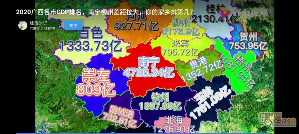2020年河池市GDP_2020年中国gdp