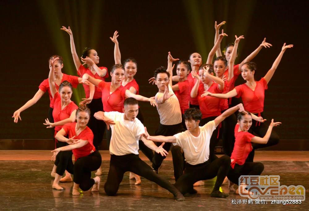 南宁师范大学舞蹈学演出,都是美女帅哥