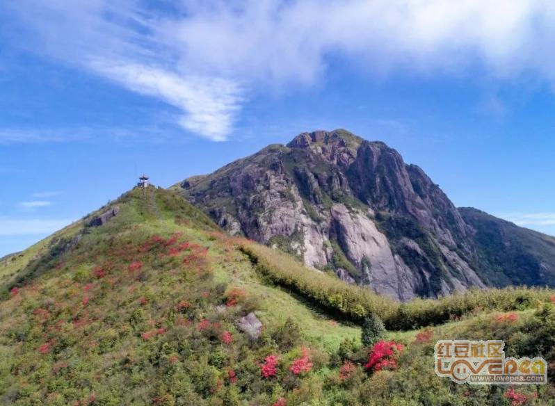 姑婆山,桂东的第一高山