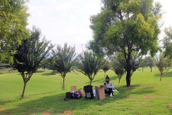 桂林高尔夫球场