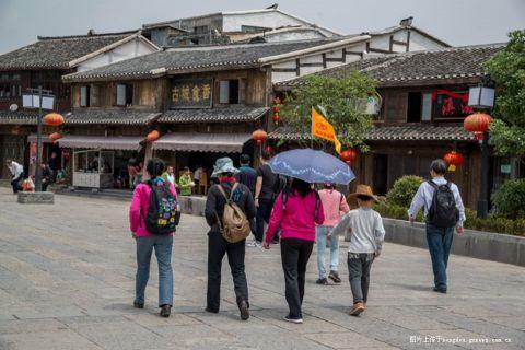 青岩小镇--中国最具魅力古镇(1-2页使命)-掌上组图操作1召唤方法图片