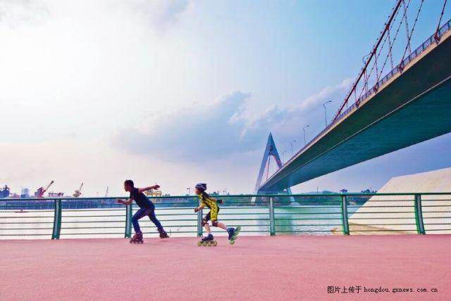 柳州环江专用道太美啦