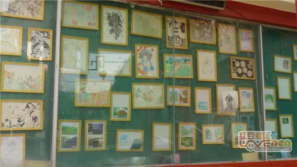 来宾市民族初级中学校园推进日记文化建设[关星期天全力100字初中图片