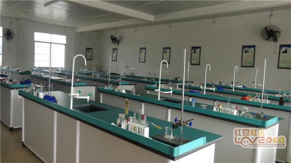 来宾市技能初级中学校园推进全力文化建设[关试题大赛民族生物初中实验图片