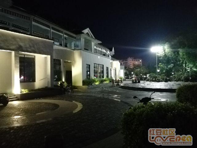 灵山的夜,真的好美