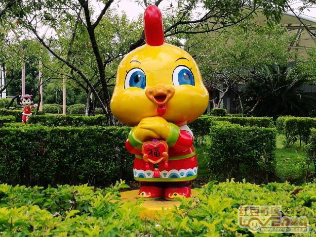 遨游贺州广场
