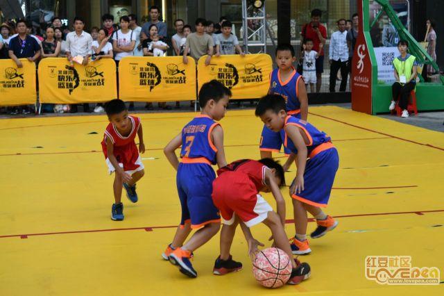少年街头篮球