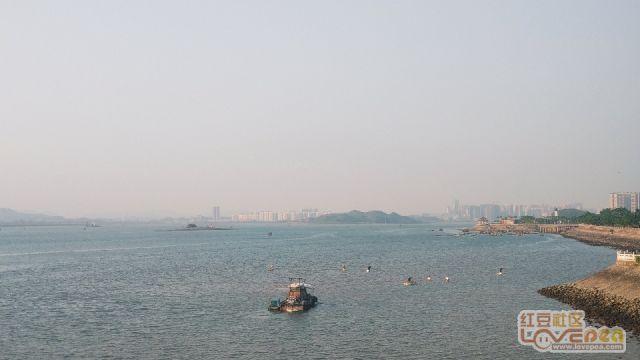 防城港,晴空万里