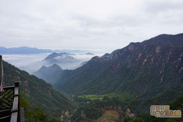 浙江.大明山