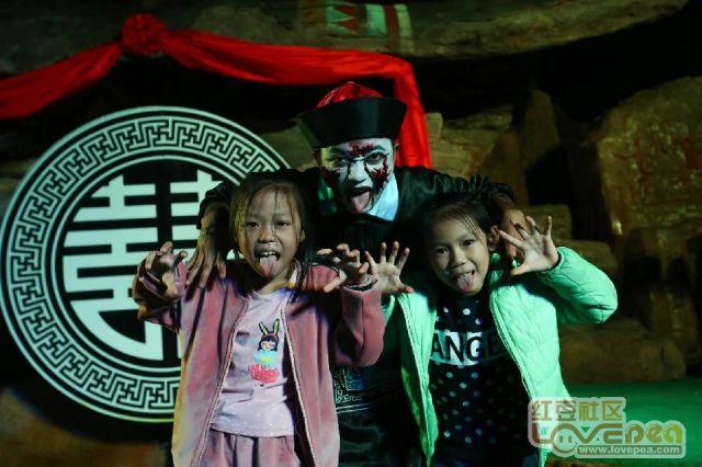 柳州万圣节专场鬼屋