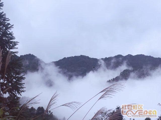 柳州高山风景