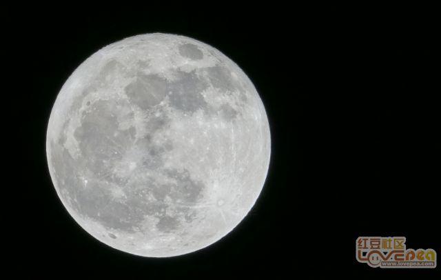 农历十六,纯洁的月亮