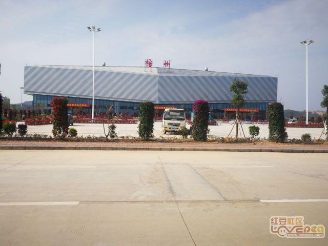 梧州新飞机场启航
